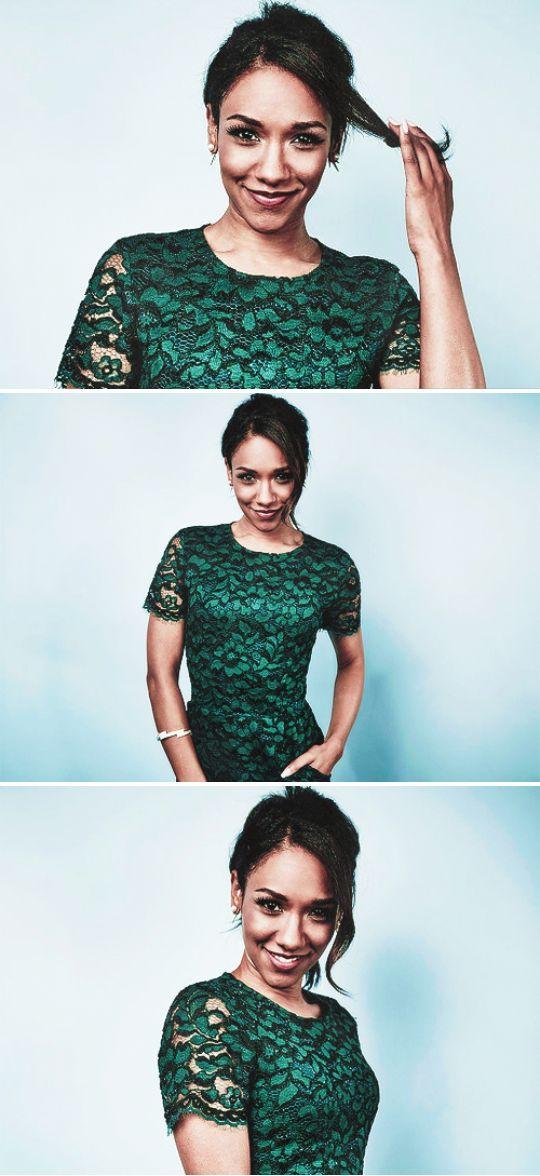Candice Patton | SDCC2015 Portraits