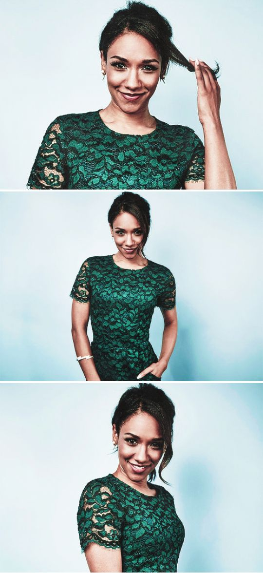 Candice Patton | SDCC2015 Portraits
