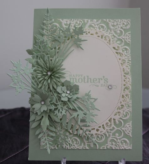 Mothers Day Card by sassysaschi - Cards and Paper Crafts at Splitcoaststampers