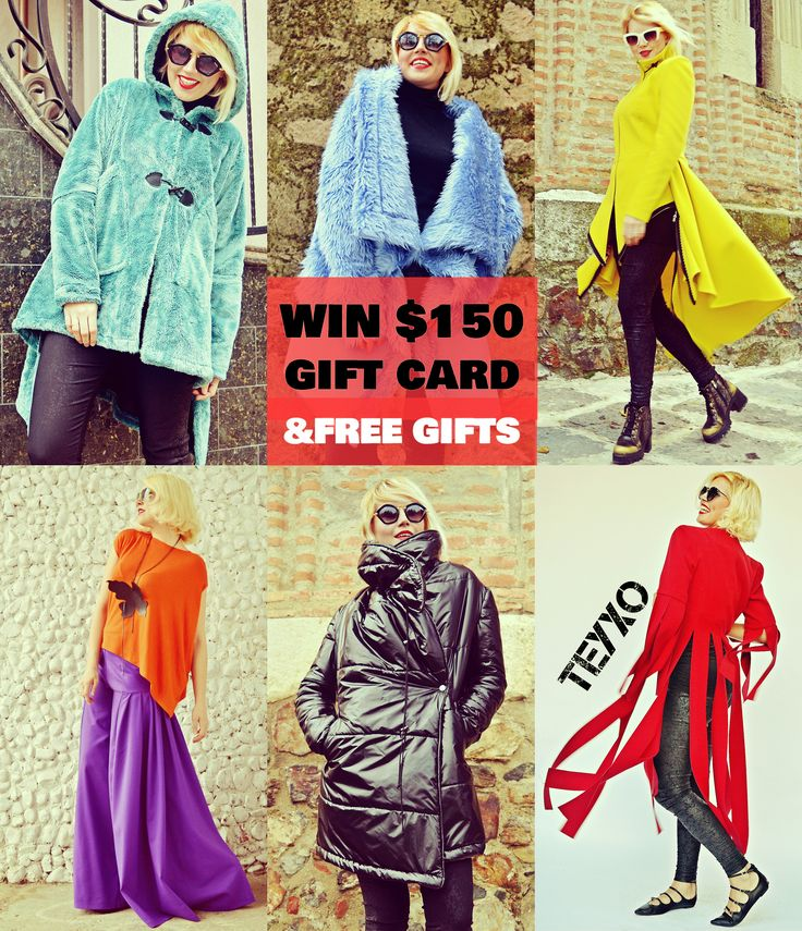 Get a FREE winter fashion guide & the chance to WIN $150 GIFT CARD! Follow these simple steps:  1. Enter our competition here: http://wshe.es/SjbfoCyF  2. Sign up with just your e-mail 3. WIN <3
