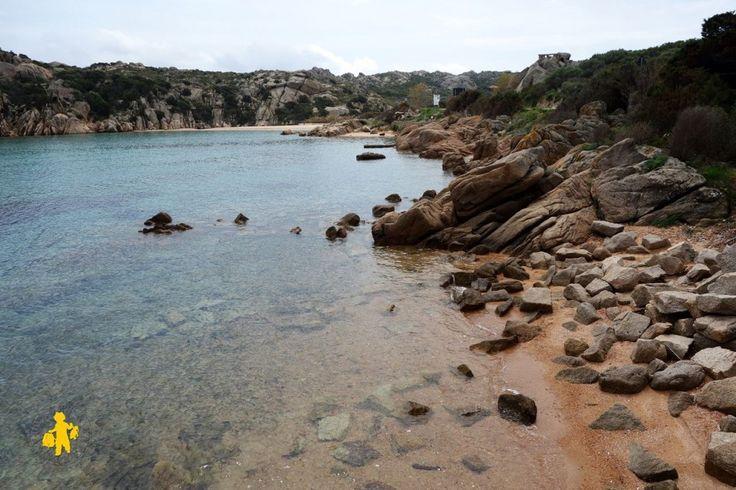 2014.04 Sardaigne Iles de la Madeleine plage Spalmotore