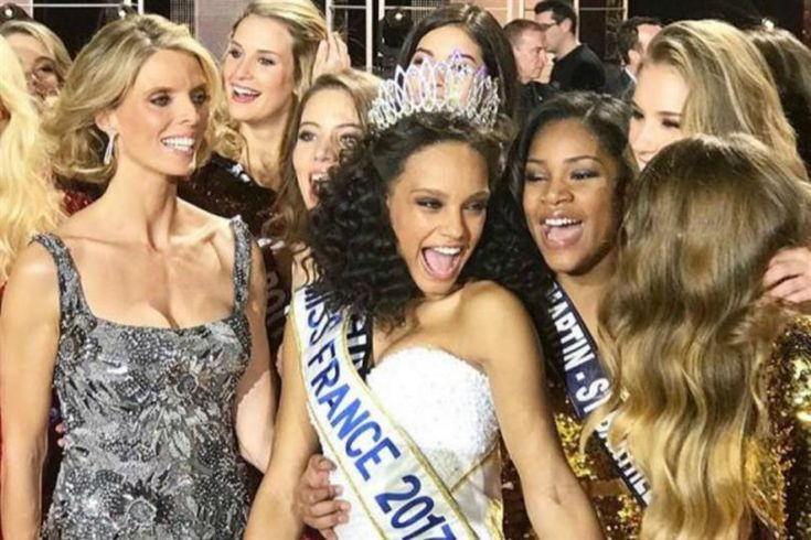 Alicia Aylies faces racist comments after winning Miss France 2017
