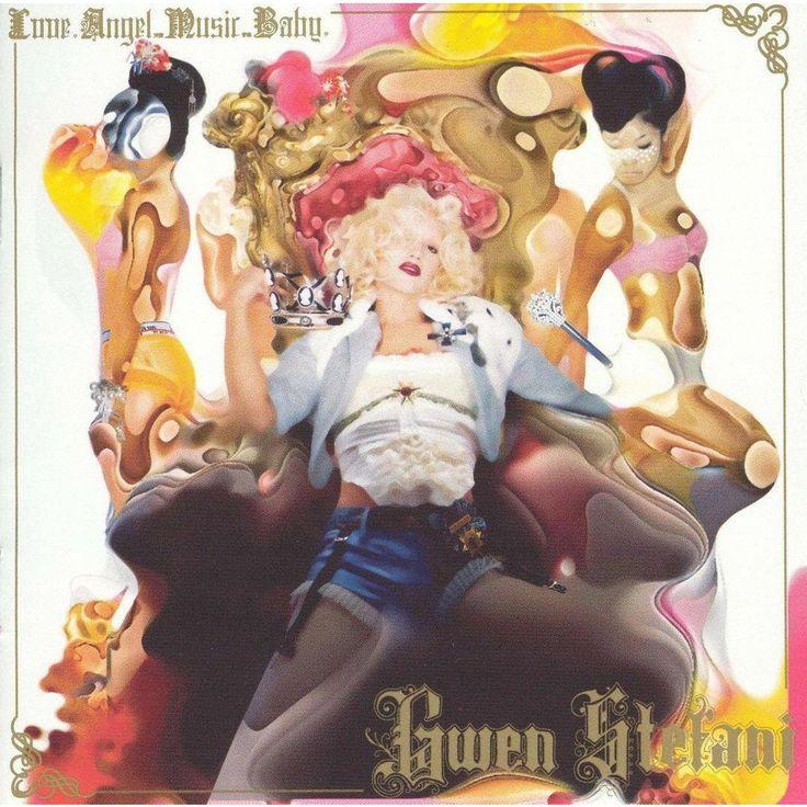 Gwen Stefani - Love.Angel.Music.Baby. (CD)