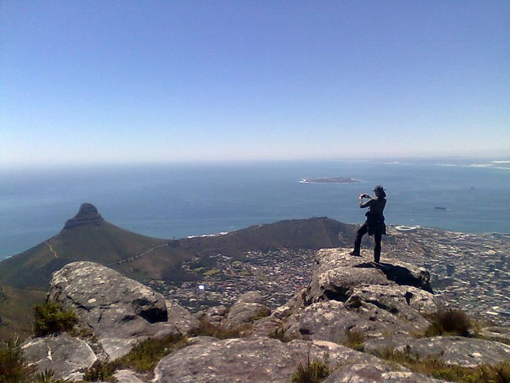 Viewing Lions Head (day 5)