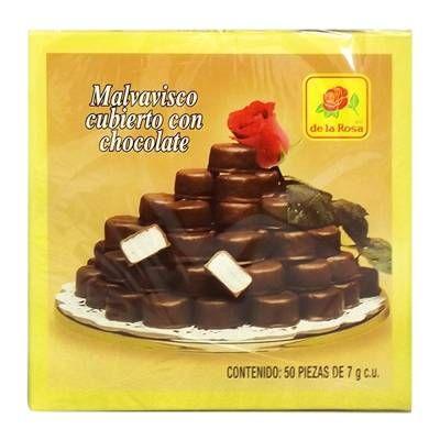 malvaviscos cubiertos de chocolate - mis favoritos