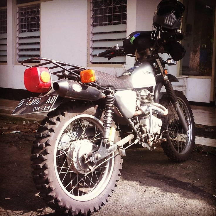 Trail  #Adventure #My_Live_My_Adventure #Honda #Honda_XL #Odong_odong