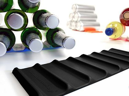 Bottle Stacking Mat ~ Charcoal
