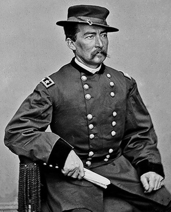 Philip Sheridan by Mathew Brady