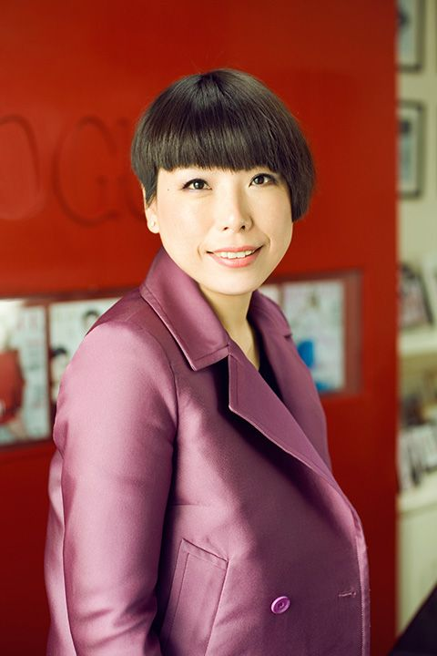 Spotlight On: Vogue China's Angelica Cheung   The Tory Blog