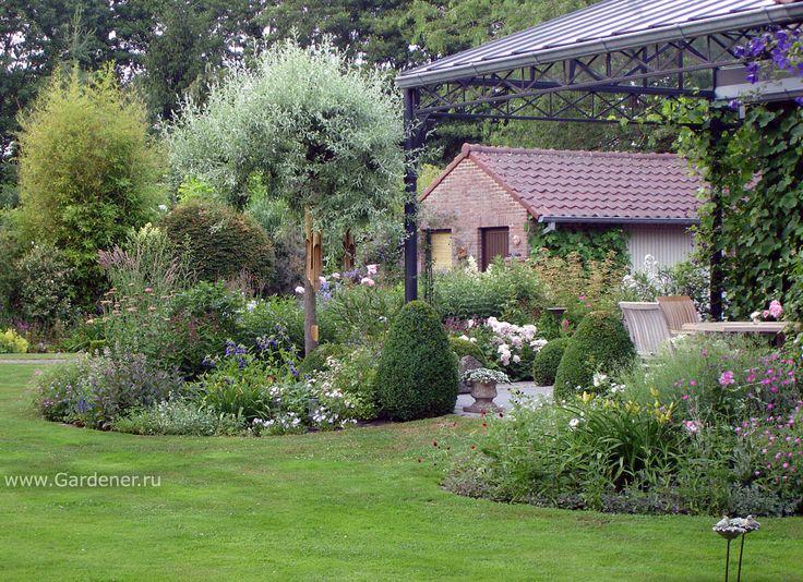Приватний сад сім'ї Вандекрайс-Фредерікс (De tuin van de Fam. Vandecruys-Frederix)