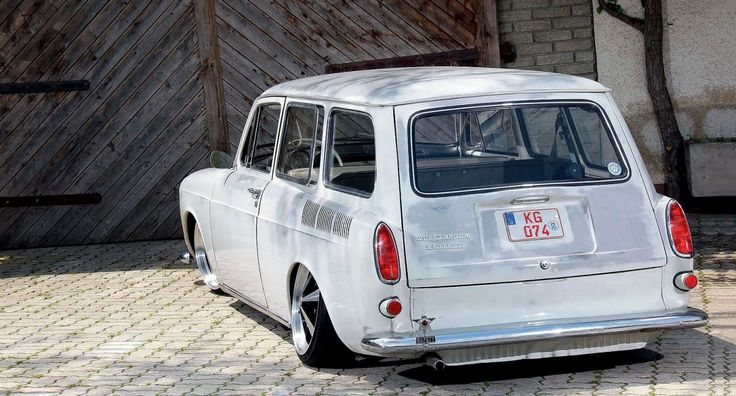 VW Type-3 Squareback tuning