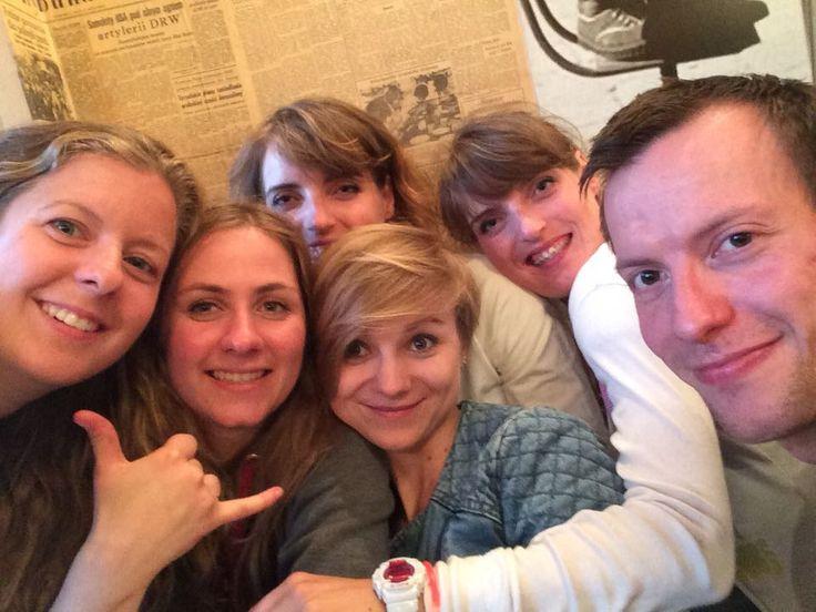 Odwiedziny Krakowskiej części SHAKE IT! Family
