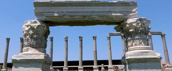 Antik kentler de rekabet halindeymiş