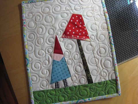1000 Images About Gnome Quilt On Pinterest Gnomes