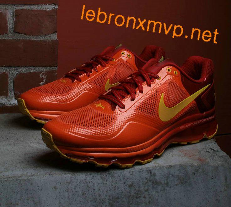 off for LeBrons Custom Nike Air Trainer Max