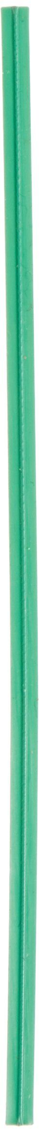 """Aviditi PLT6G Plastic Twist Tie, 6"""" Length x 5/32"""" Width, Green (Case of 2000). Sealing poly bags with plastic twist ties makes bags reusable. Ties are made from long-life easy bending wire coil. Plastic Twist Ties are moisture resistant and can be used outdoors. Available in green color. Measures 6-inches length by 5/32-inches width."""