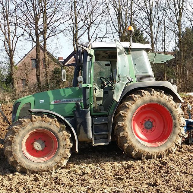 #Fendt farmer 411