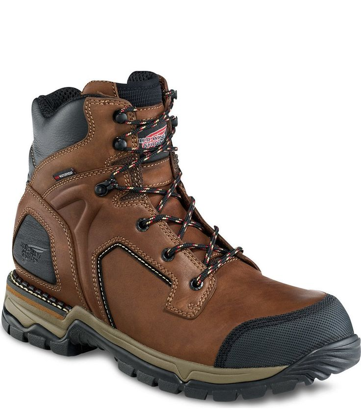 78 Ideas About Red Wing Safety Shoes On Pinterest