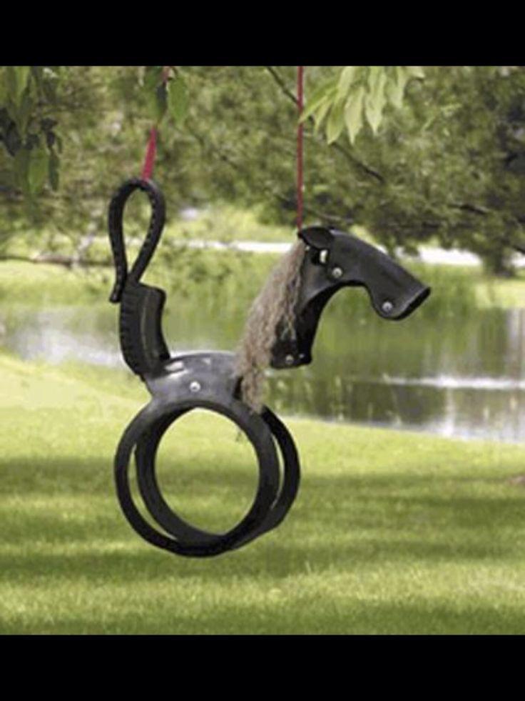 Schommel - paard