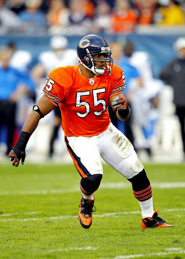 Lance Briggs, I definitely want this guy on my fantasy defense