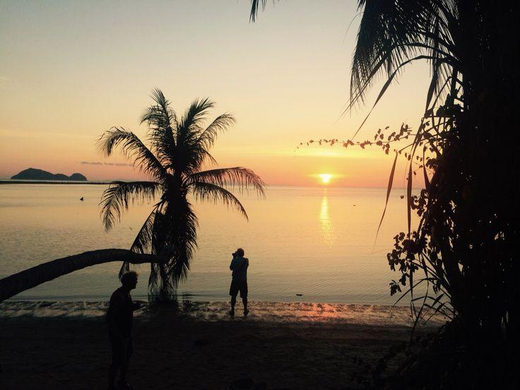 #thai#sunset#kohpangan