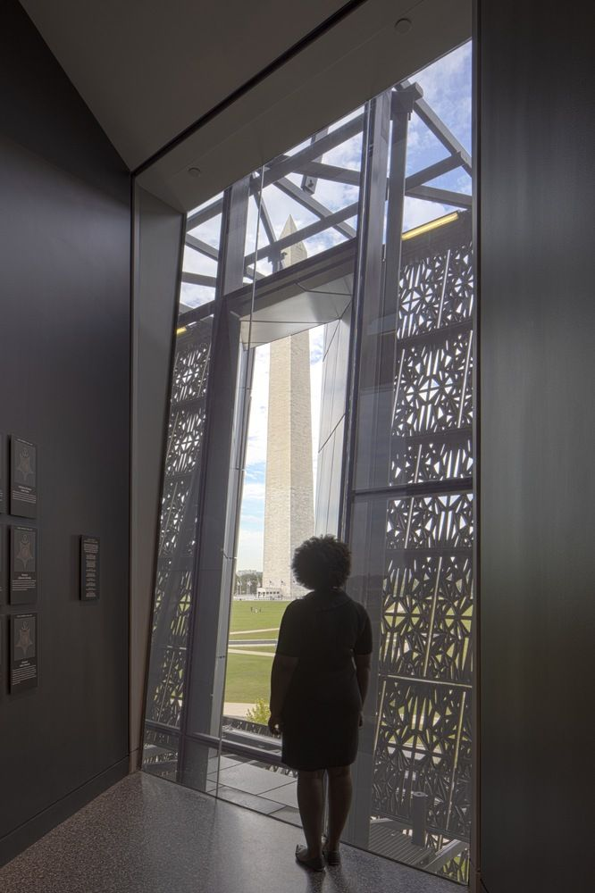 Galeria de Museu Smithsonian de História e Cultura Afro-americana, pelas lentes de Brad Feinknopf - 25
