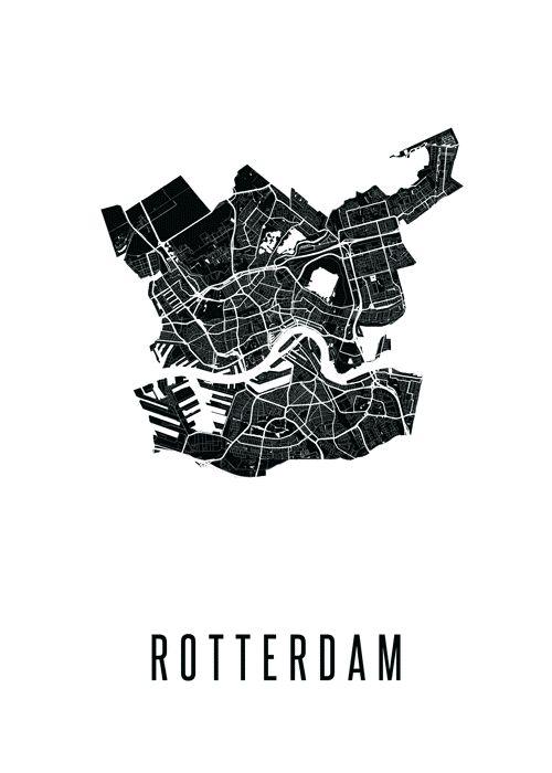 Anne H Copenhagen Rotterdam print