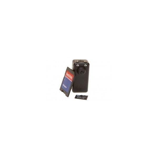 El PV RC 300 mini es la nueva mini cámara HD de Lawmate de tan solo 4 cm. Incorpora multitud de accesorios para ocultar en cualquier lugar como en el coche, cuerpo o utilizar como Webcam. Realiza fotografías y videos. Posee un micrófono integrado y 4 Gb de memoria