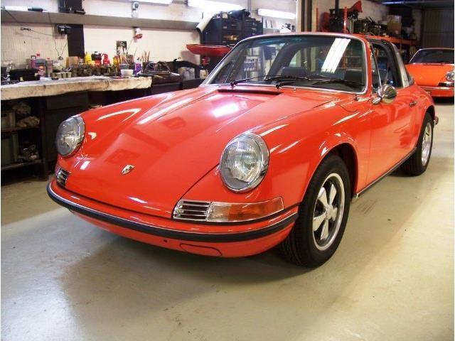 Gebrauchtwagen Angebot: Porsche 911, € 115.000,-, Benzin, Schaltgetriebe von 07/1971 in Bielefeld, 87 km, 92 kW