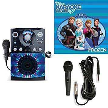 Amazon.com: The Singing Machine SML-385W Disco Light Karaoke System: Musical Instruments