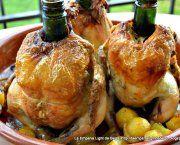 Recetas de pollo sentado al cava | Qué Recetas