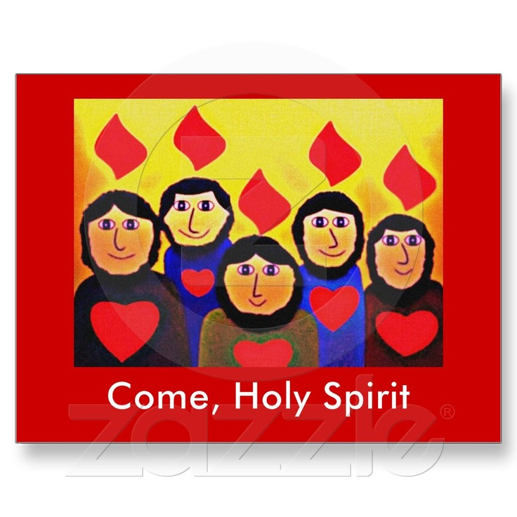 27 best pentecost images on pinterest pentecost holy spirit and come holy spirit fandeluxe Gallery