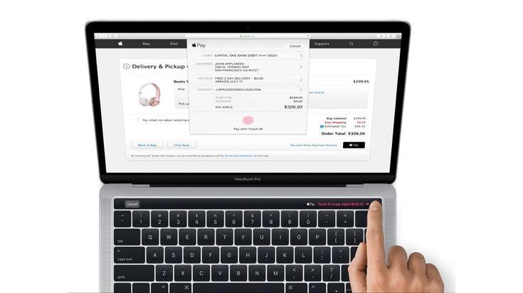 Il mini schermo touch si chiamerà Magic Toolbar e sostituirà i tasti funzione della tastiera, ma non è l'unica novità