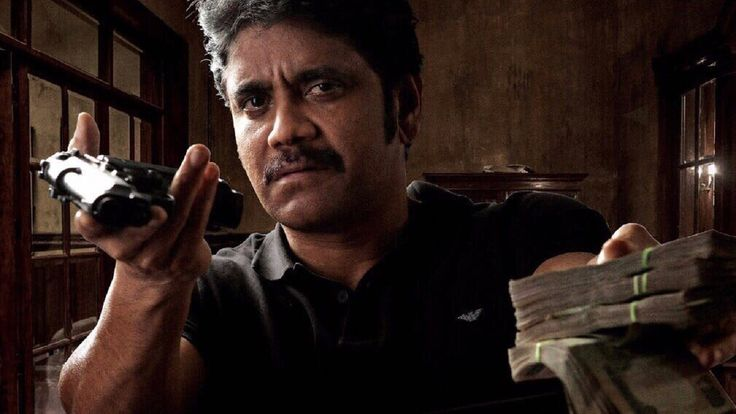 Nagarjuna and Ram Gopal Varma's film titled finalized
