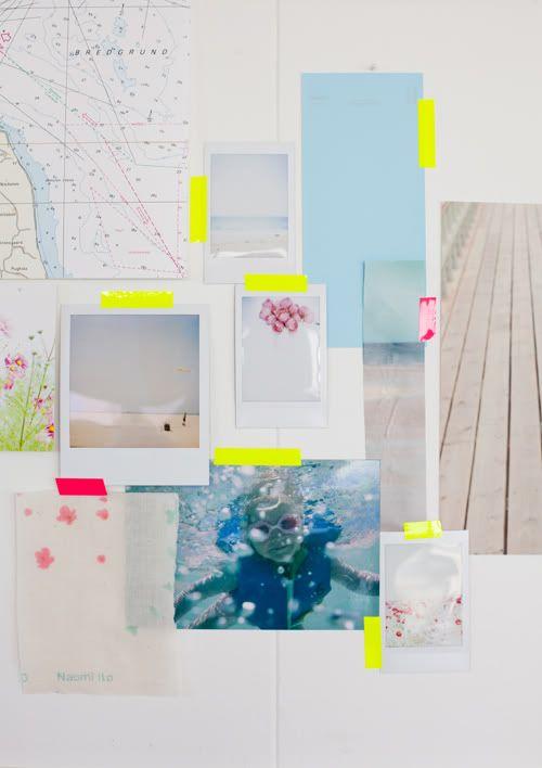 decor8 » Blog Archive » Color Me Pretty: Fluorescent Touches
