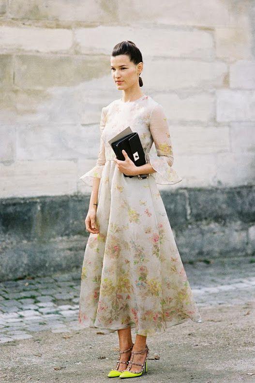 #HanneliMustaparta Vanessa Jackman: Paris Fashion Week SS 2014....Hanneli