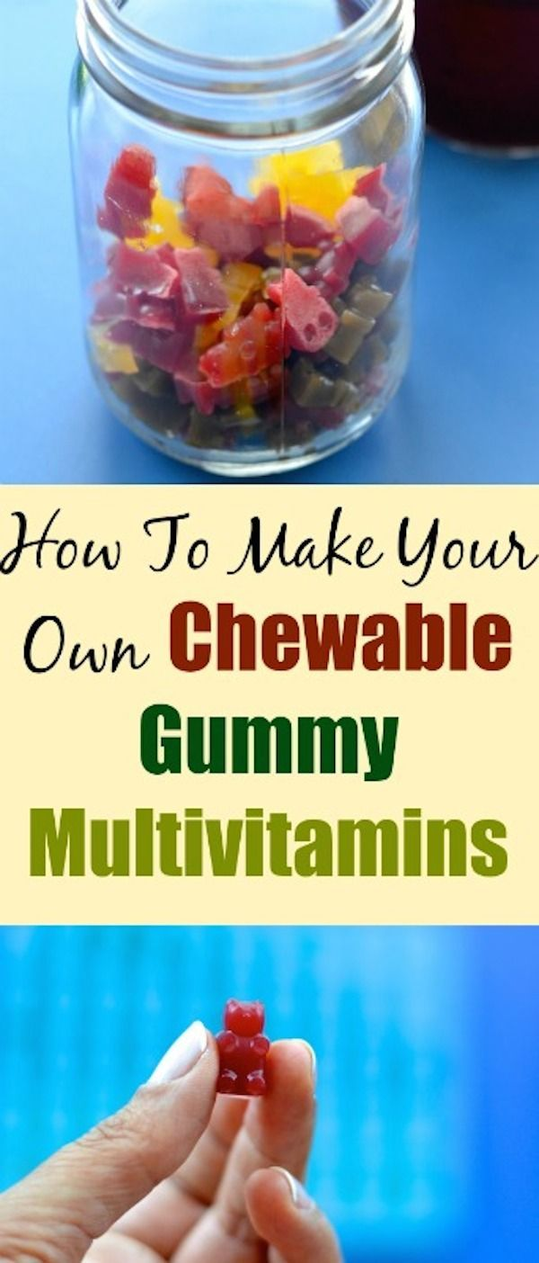 This is probably my favorite creative and healthy fun food idea. Let me show you How To Make Your Own Chewable Gummy Multivitamins. It is easy, healthy and fun! Made with real fruit and veggies and supplements! #love #vitamins #kids #multivitamins #healthy #gummies    via @creativehealthyfamily