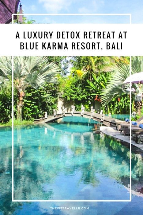 A Luxury Detox Retreat at Blue Karma Resort, Bali - 3-Day Raw Food Cleanse in Seminyak. We checked in to the gorgeous 4* Blue Karma Resort in the heart of Seminyak, Bali for a 3-Day Raw Food Detox and left feeling refreshed and revitalised.