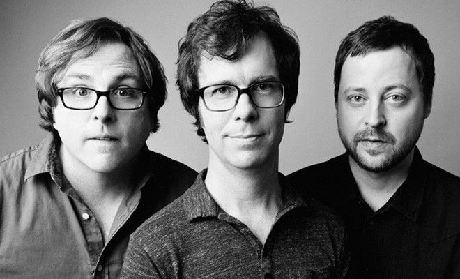 Ben Folds Five Harvest Sideshows, New Album