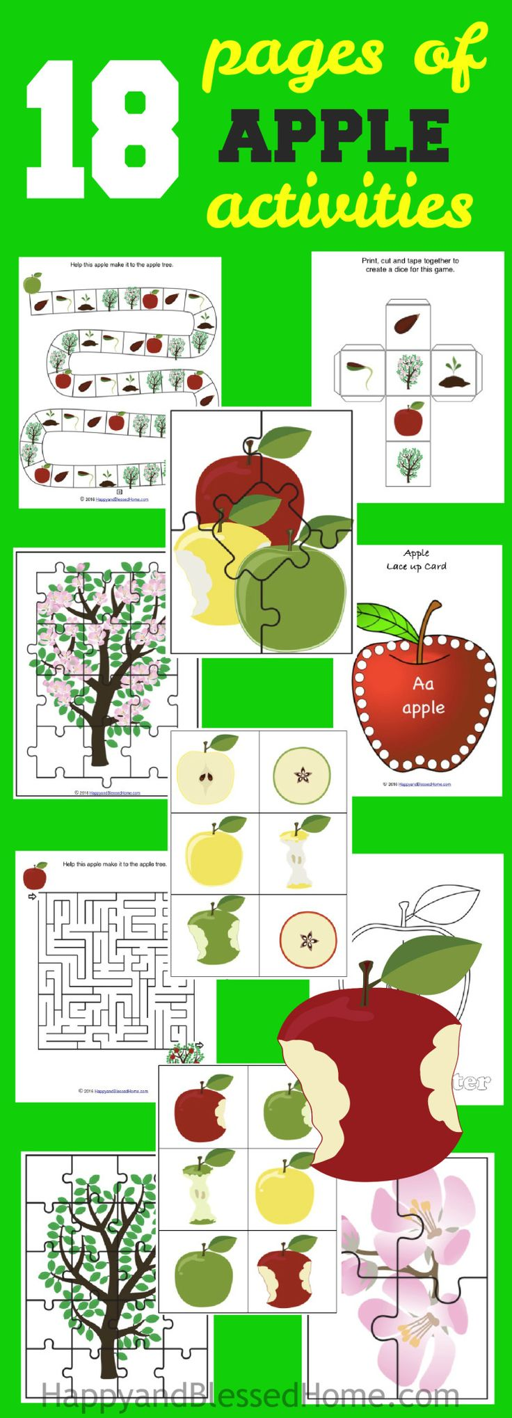 710 best apples images on pinterest preschool apples apple