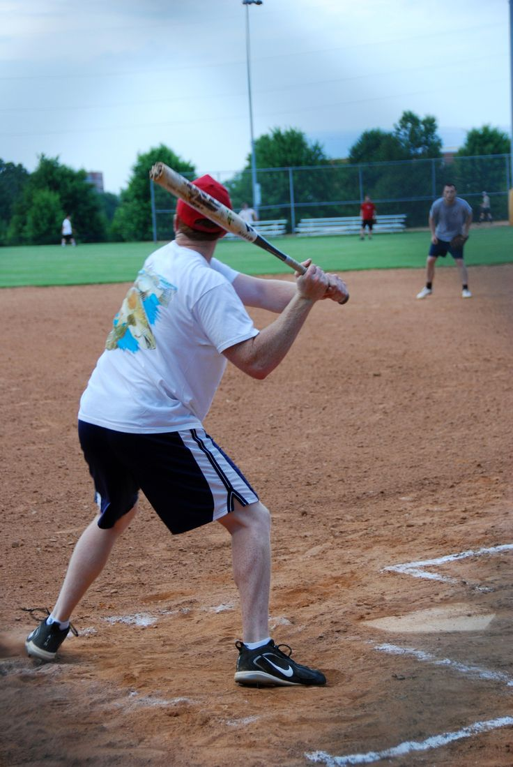 #Intramural summer 2013 #softball. | We Shoot, We Score ...