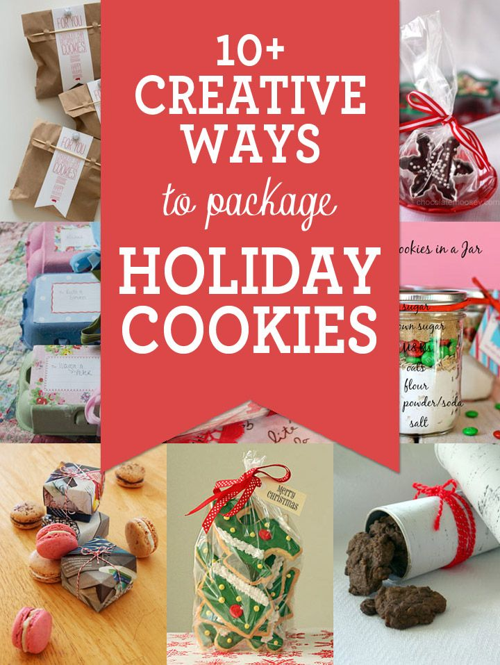 72 best images about gift wrapping food gifts on pinterest for Christmas cookies to make for gifts