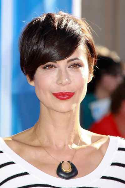 Catherine Bell Date of Birth: August 14, 1968 - Short Celebrity Hairstyles for Women Over 40