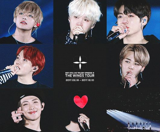 BTS THE WINGS TOUR THE FINAL ♡♡♡