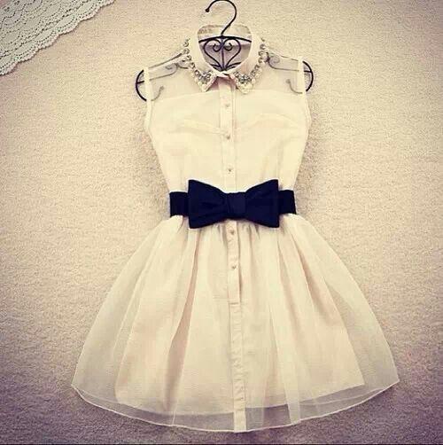 Lindo vestido Blanco