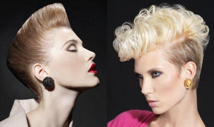 80er-frisuren-kurze-haare-blond-clips-ohrringe-party-look-volumen-oberkopf