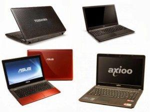 Daftar harga laptop online