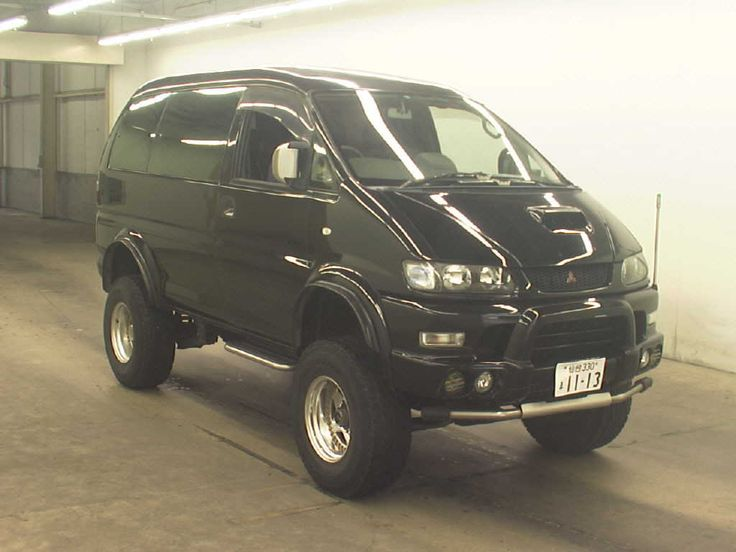 126 Best Images About Mitsubishi Delica On Pinterest