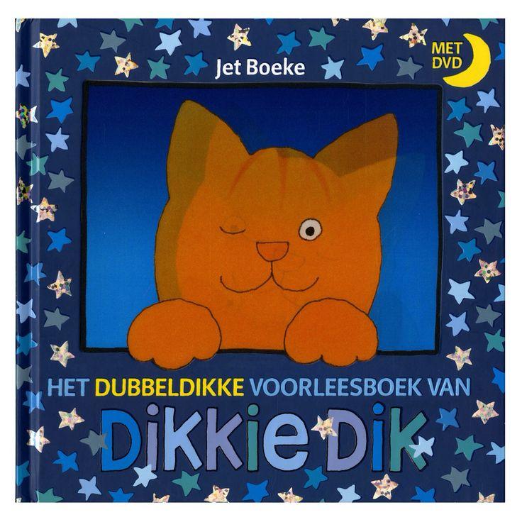 Dikkie Dik - het dubbel dikke voorleesboek