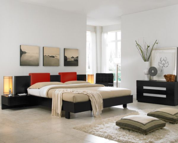 asian bedroom design exoticness from far east black and white asian bedroom ideas with